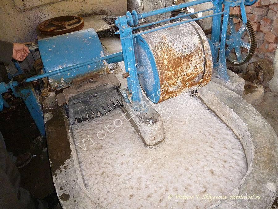 Бумагу делают из вторичного сырья в Маклеод ганж