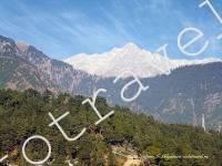 горы, Гималаи, Маклеод ганж, Дарамсала, Индия