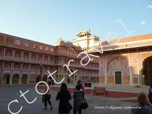 Дворец и форты, Джайпур, Индия