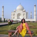 Тадж Махал, Красный форт и мои впечатления, Агра, Индия.
