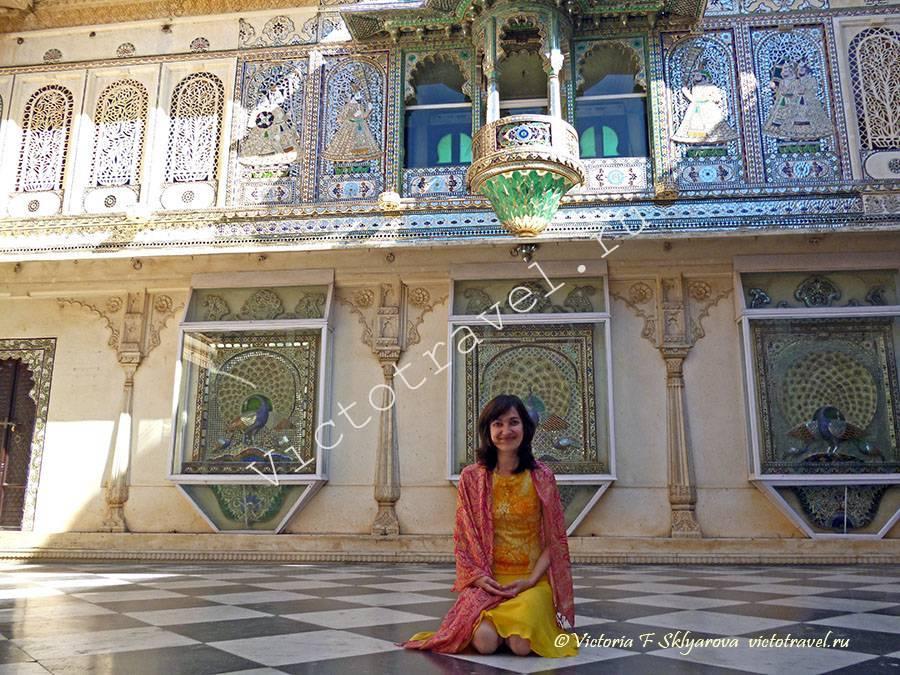 дворец Удайпур