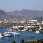Удайпур — белый город — четыре дня в нем, Индия