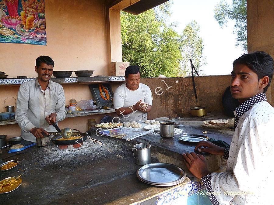 Пушкар - место тысячи темплов, Индия