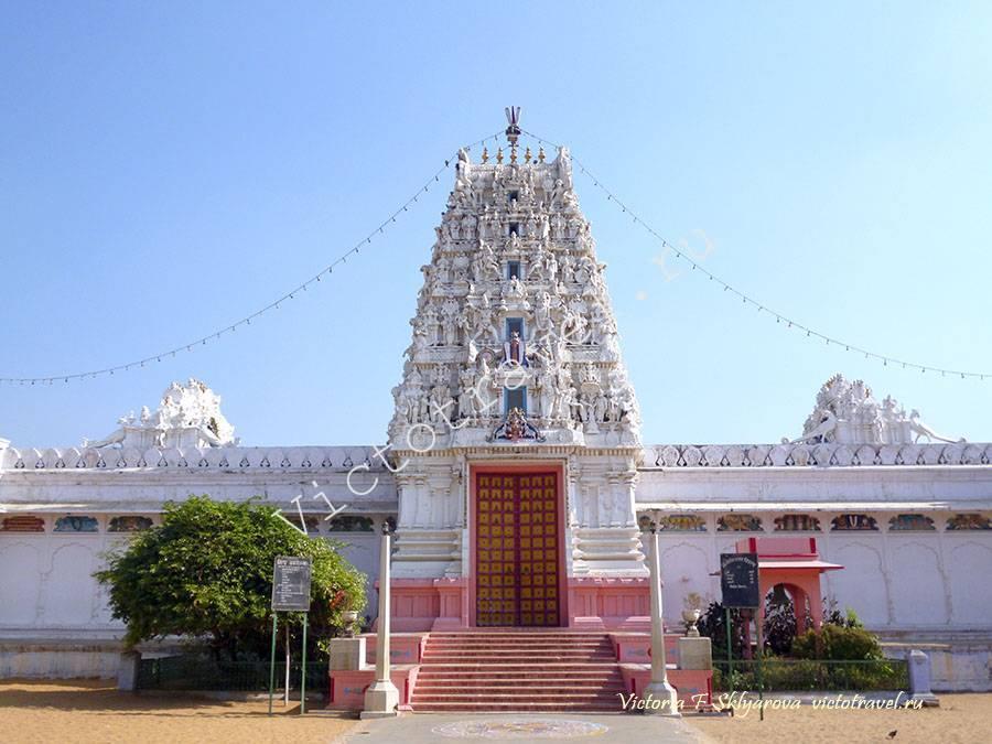 Храм, Пушкар, Индия
