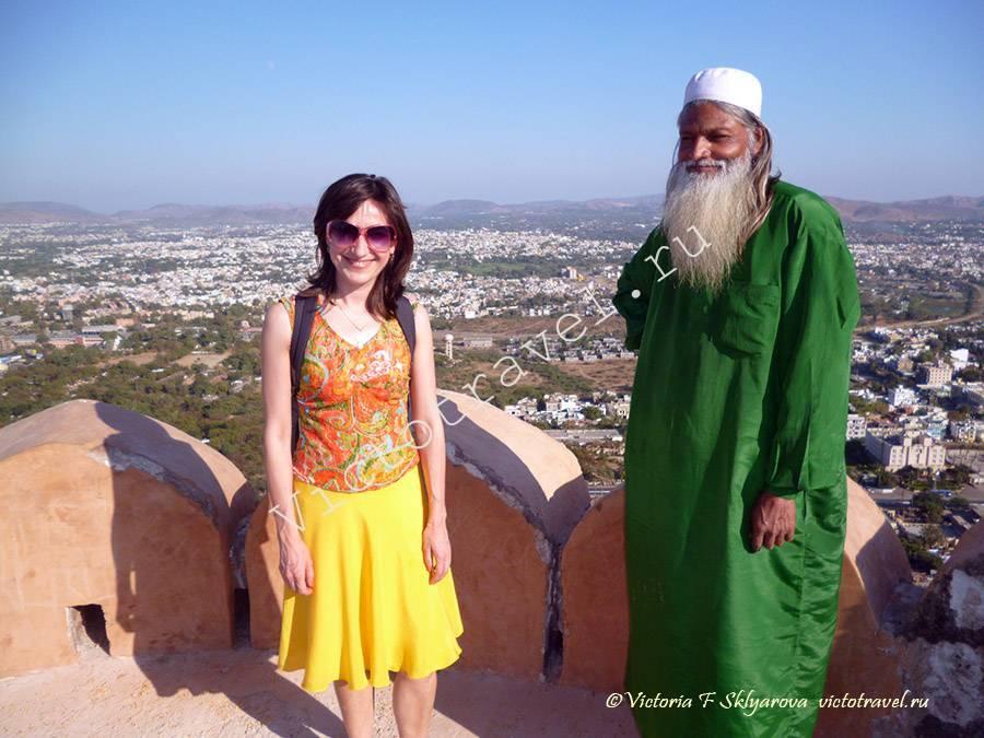 Удайпур - белый город, Индия