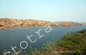 Большое озеро, Хампи Индия