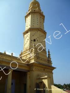 мечеть Типу Султан в Шрирангапатна, Майсоре, путешествие в Индию