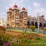 Майсор (Майсур) — Дворец Махараджи, ч.1, Индия