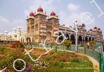 Майсор (Майсур) - Дворец Махараджи, ч.1, Индия