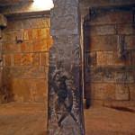 колонны в Храме Шри Ранганатха Свами (Shri Ranganatha Swamy Temple) в Шрирангапатна, Майсор, Индия