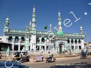 мечеть в Майсоре, Индия