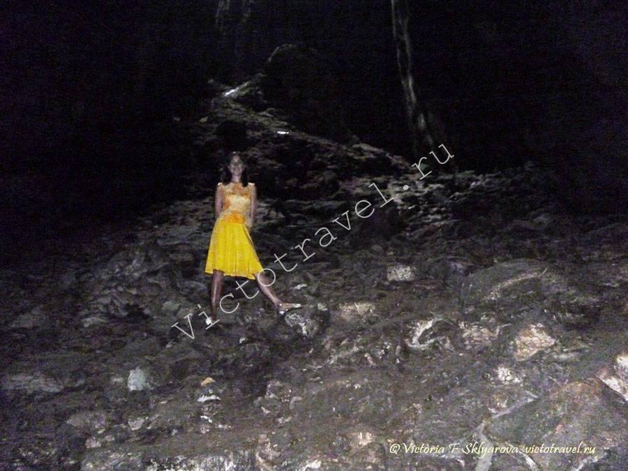 темная пещера Dark Cave, Куала Лумпур, Малайзия