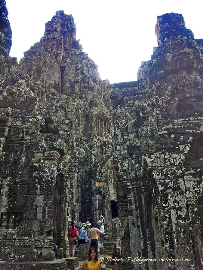 храм Байон, комплекса Ангкор, Камбоджа