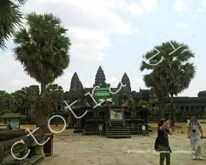 фото Ангкор Ват 2012