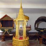 экспонаты музея, Пномпень, Камбоджа