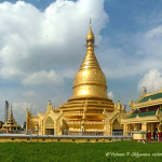 Маха Виджая Пагода, Янгон, Мьянма