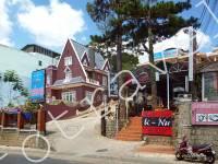 дом, здание, улица, город Далат, Вьетнам