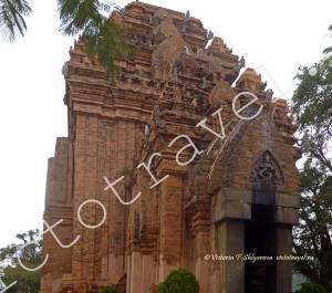 Тямская Башня По Нагар, НяЧанг, Вьетнам