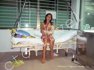 Случай в Дананге, госпиталь, Вьетнам