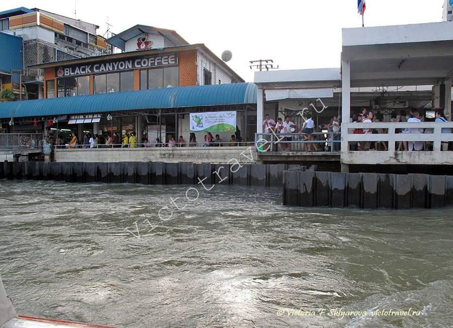 круиз по Реке в Бангкоке