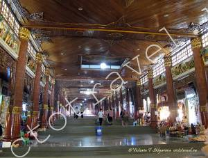 лестница в Пагоду Шведагон, Янгон, Мьянма