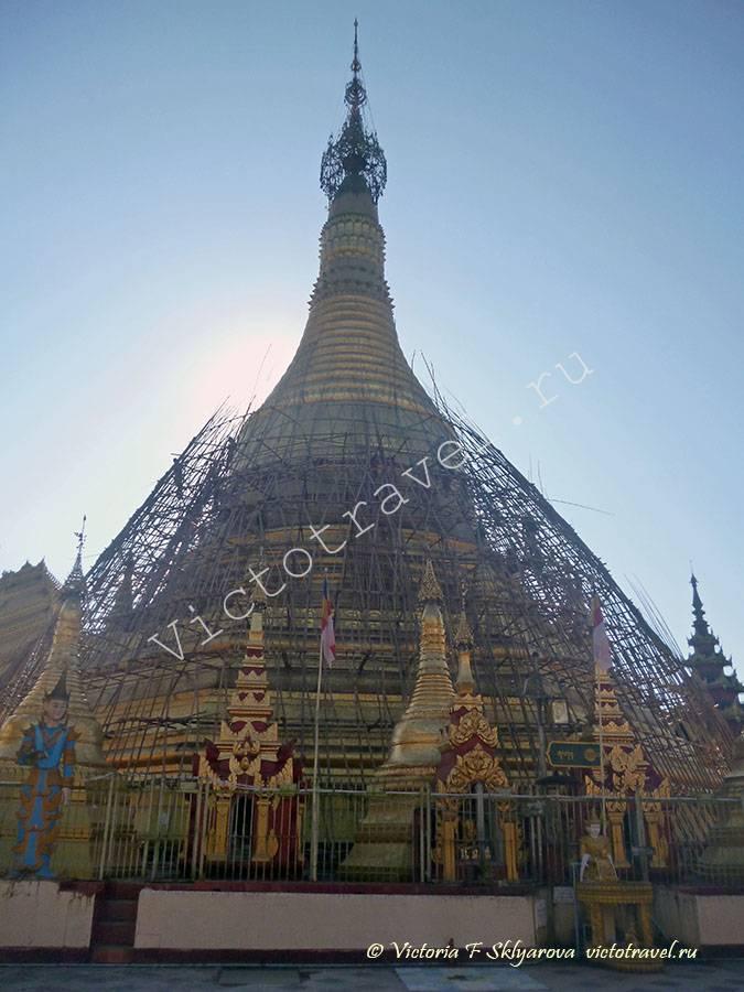 Патеин, Мьянма