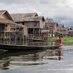 Озеро Инле — жизнь на воде, Мьянма, ч.1