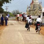 Ньяунг Шве — город у озера Инле, Мьянма