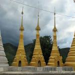 Озеро Инле — пагоды Индейн, Мьянма ч.2