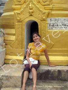 Озеро Инле - пагоды Индейн, Мьянма ч.2