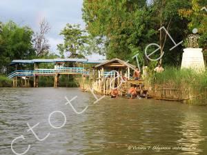 экскурсия по озеру Инле, Мьянма