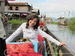 Озеро Инле - жизнь на воде, Мьянма, ч.1