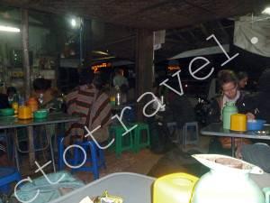 Bagan1 - ожидание утра в ночном кафе