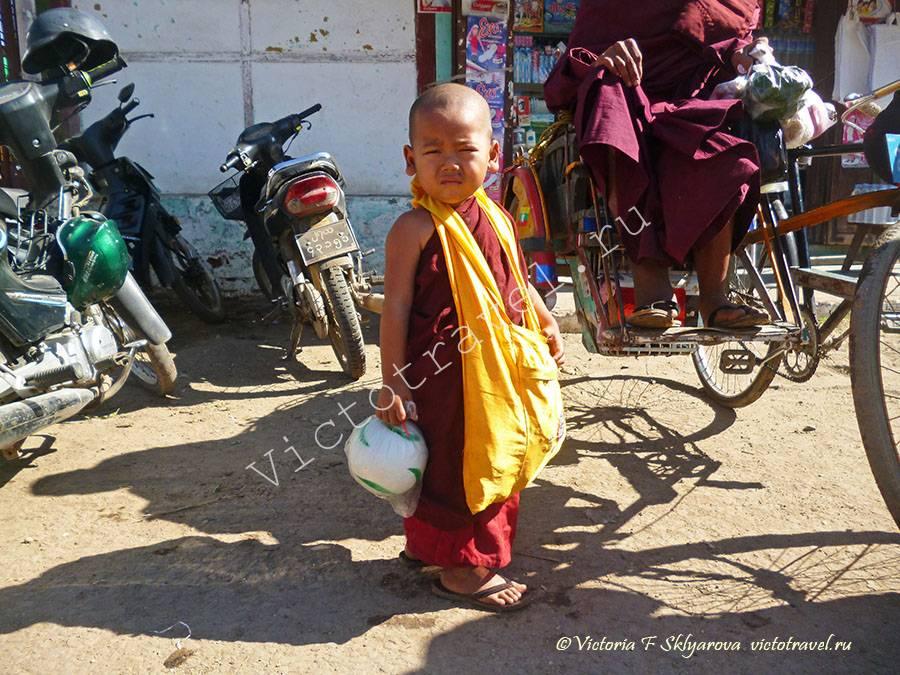 Маленький буддист-Bagan124