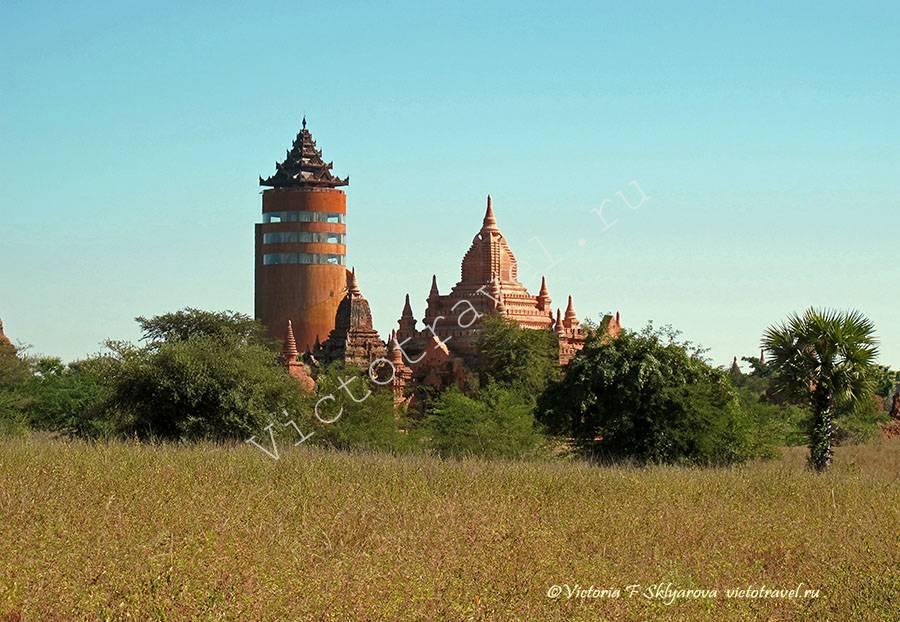смотровая вышка-Bagan163
