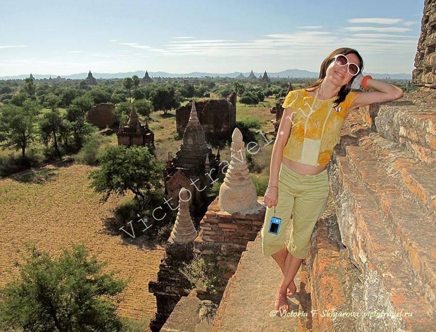 храмы Багана, Мьянма