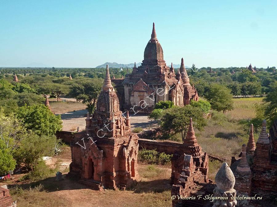 Древние храмы-Bagan192