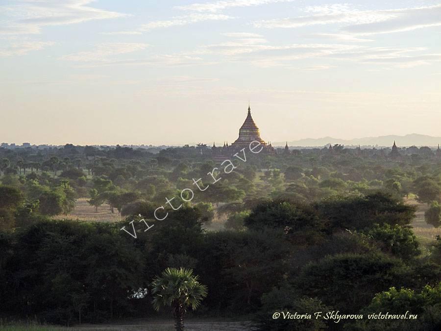 Dhamma Yazaka Pagoda