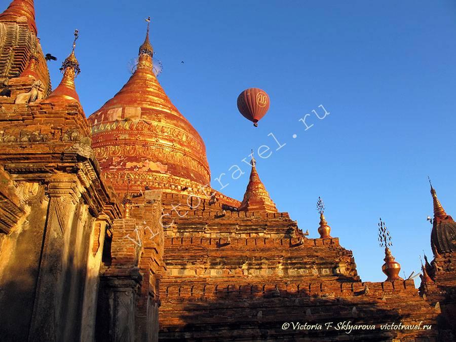 Dhamma Yasaka Pagoda-Bagan317