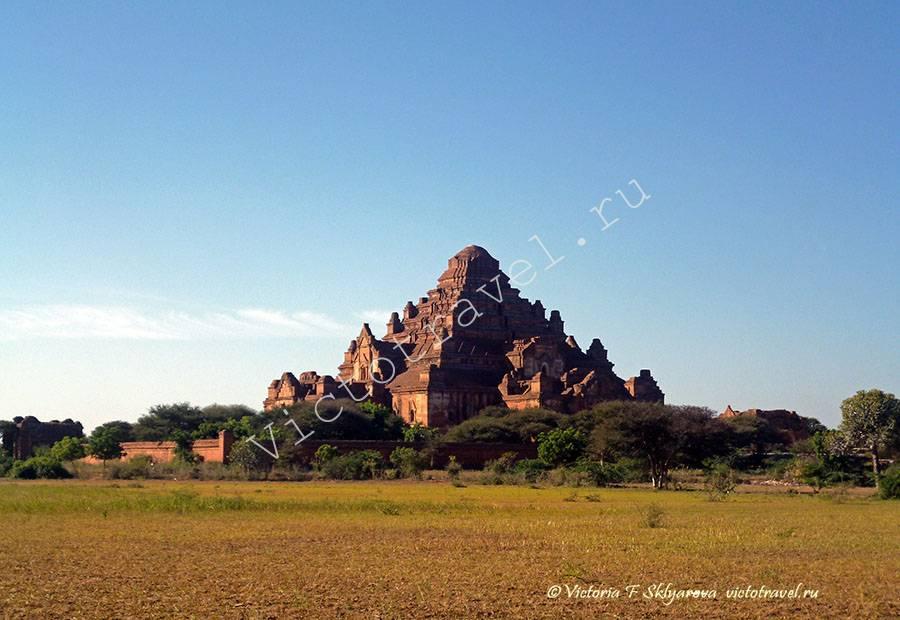 Dhamma Yangyi Temple-Bagan360