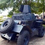 старая военная машина, Малакка, Малайзия
