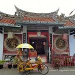 Китайский район — Малакка, Малайзия