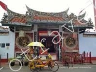 Китайский район - Малакка, Малайзия