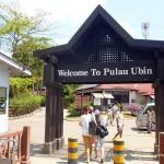 Пулау Убин, Сингапур