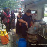 Уличная еда в Азии — street food