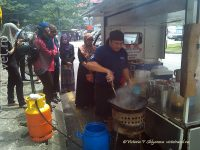 еда, готовить еду, уличная еда, стрит фуд