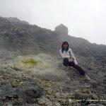 Вулкан Сибаяк, Суматра, Индонезия