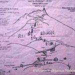 схема, карта, вулкан Синабунг