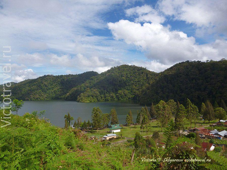 озеро Кавар, Суматра