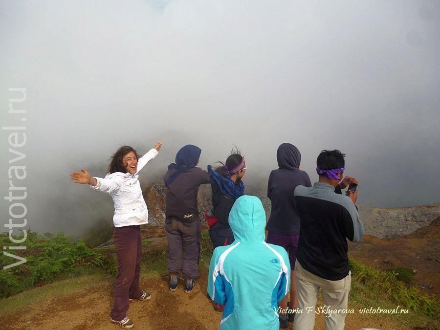 Мой поход на вулкан Синабунг, Суматра, Индонезия